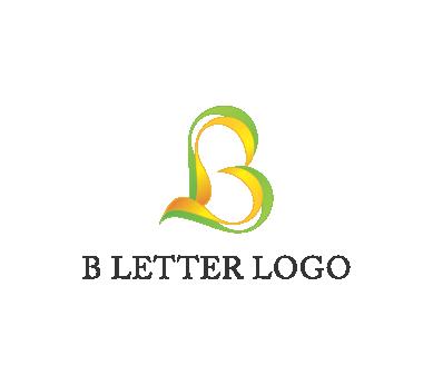 B Letter Logo Design B Letter