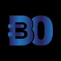 BO Bookshop Logo Vector - Bo Logo Vector PNG