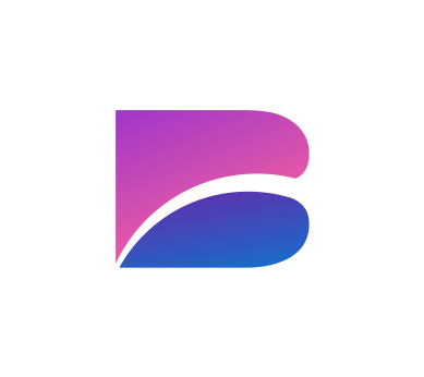 B 5 letter logo design downlo