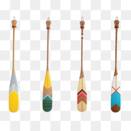 Boat Oars PNG - 79419