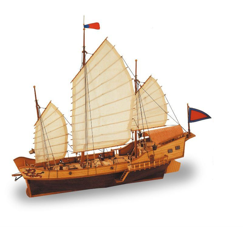 Buy WOOD SHIP BOAT MODEL KIT RED in China on Alibaba pluspng.com - Boat Ship PNG