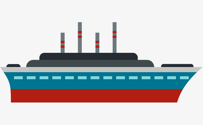 cartoon vector boat, Delayering, Ship, Ship PNG and Vector - Boat Ship PNG
