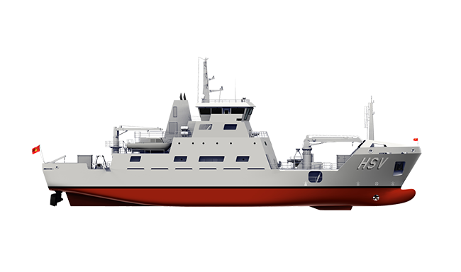 FOR COMMERCIAL, SCIENTIFIC AND MILITARY APPLICATIONS - Boat Ship PNG