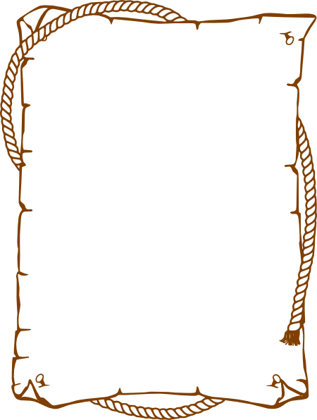 Brown Border Frame PNG HD - Boder PNG HD