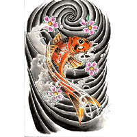 Body Art Tattoos Free Download Png PNG Image - Body Art PNG