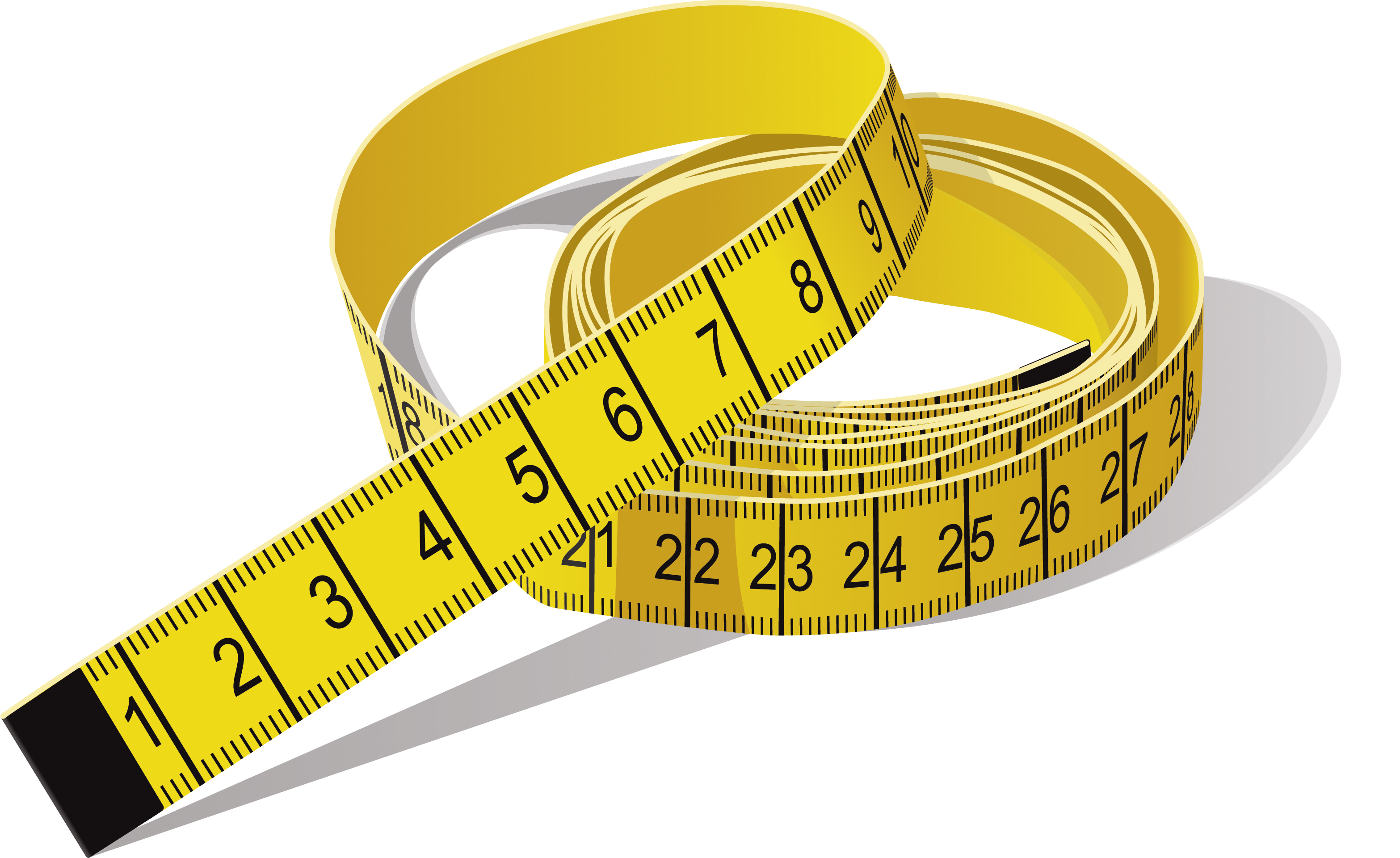 Body Tape Measure PNG - 162135