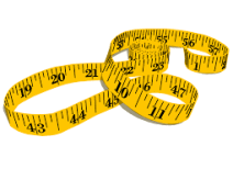 Body Tape Measure PNG - 162132
