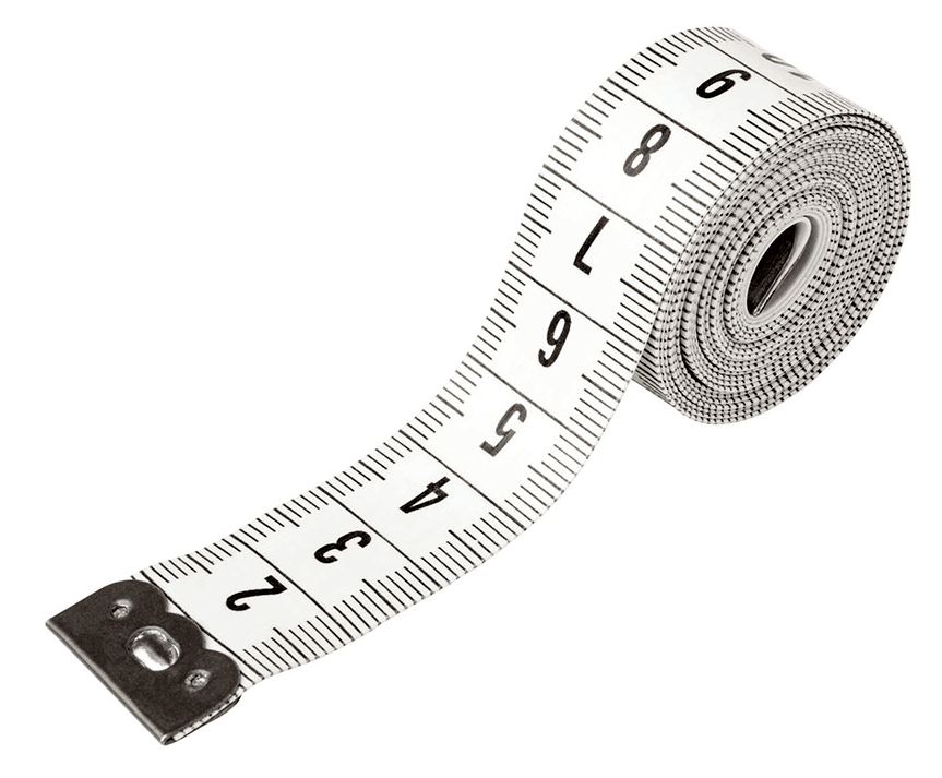 Body Tape Measure PNG - 162119