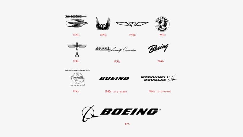 Boeing Logo - Boeing Logo Evolution Transparent Png - 383x384 Pluspng.com  - Boeing Logo PNG
