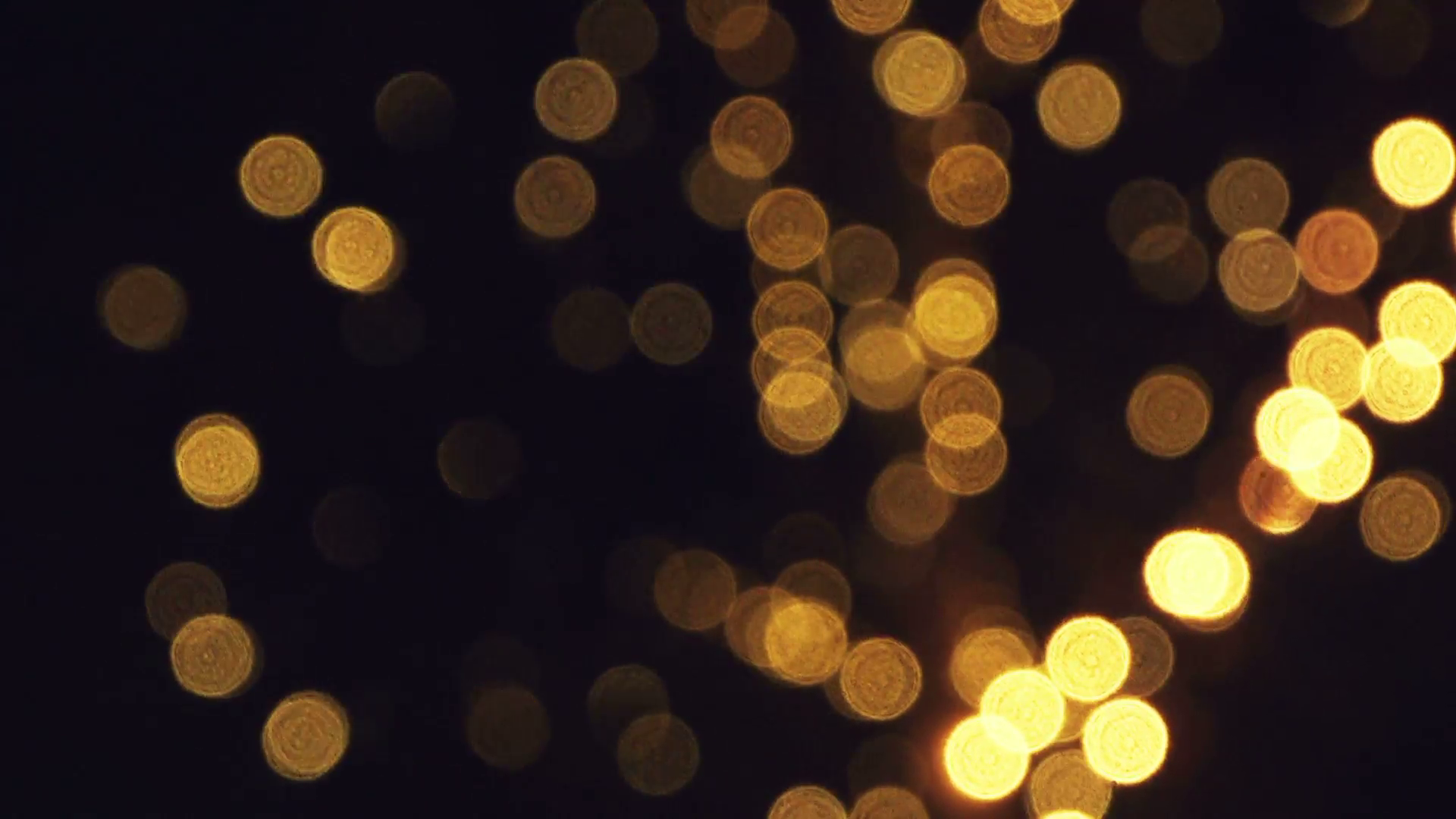 Blinking Led Light Bokeh, Abstract Holiday Decoration Night Background  Stock Video Footage - VideoBlocks - Bokeh PNG