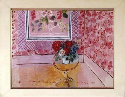 30 years or La vie en Rose - Raoul Dufy - Bol De Soupe PNG