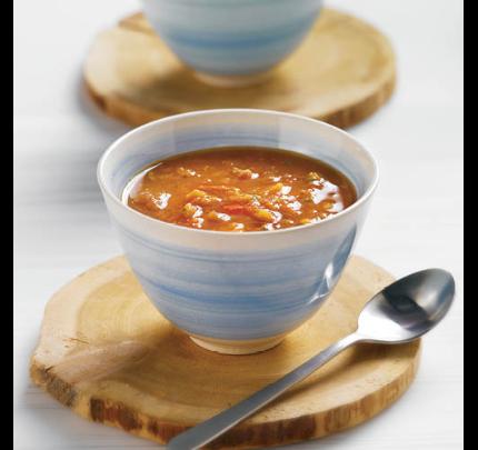 Bol de soupe aux lentilles, aux légumes et au jambon - Bol De Soupe PNG