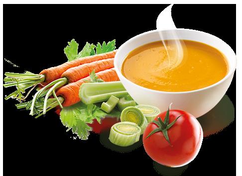 bol rempli de soupe délicieuse - Bol De Soupe PNG