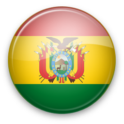 128x128 px, Bolivia Icon 256x256 png - Bolivia PNG