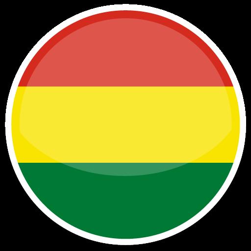 512x512 pixel - Bolivia PNG