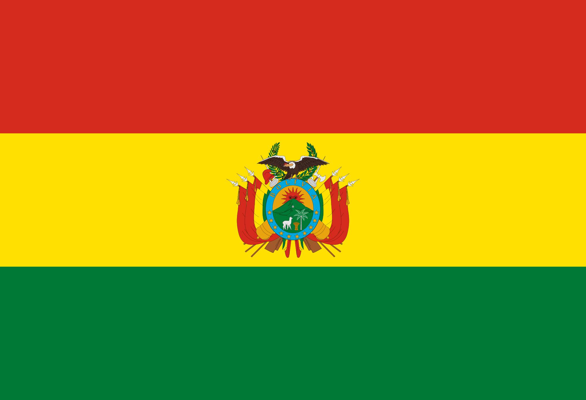 Open PlusPng.com  - Bolivia PNG