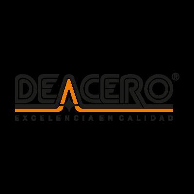 De Acero vector logo . - Boltt Grindrod Vector PNG