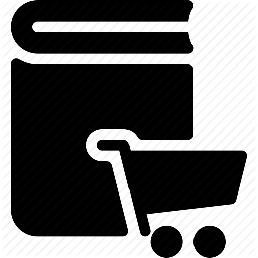 basket, book, cart, content, shopping icon - Book Cart PNG