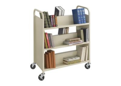 Safco Book Cart 2 - Book Cart PNG
