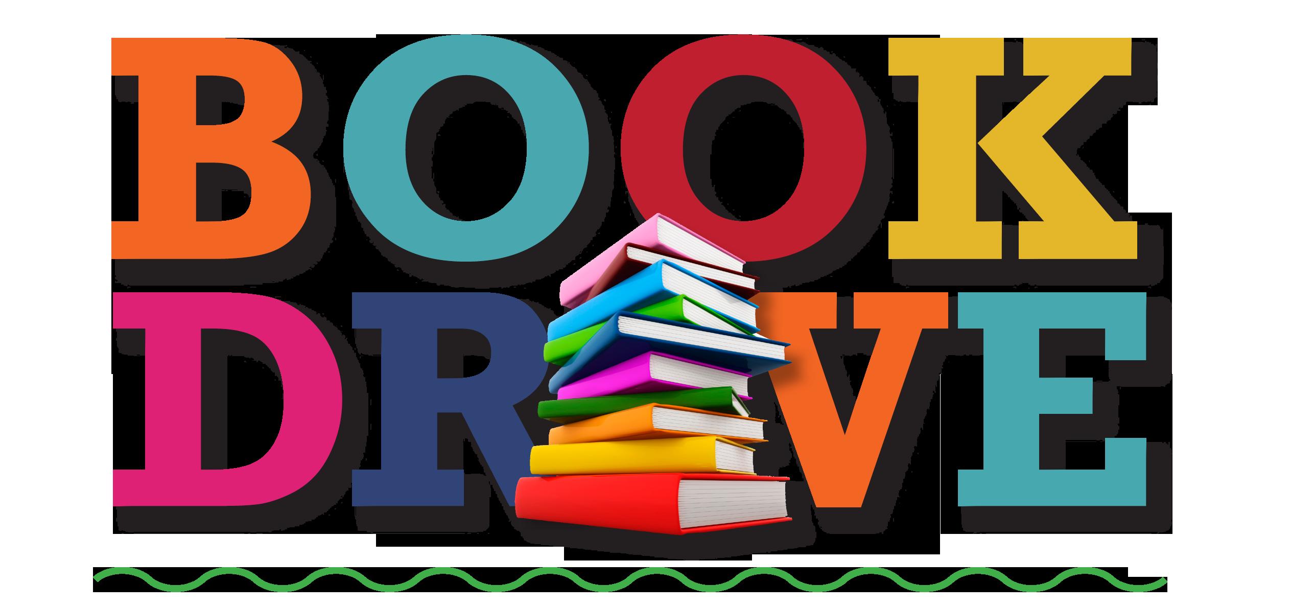 Book Drive Clipart · 965428_10151508781247535_376638057_o - Book Drop PNG
