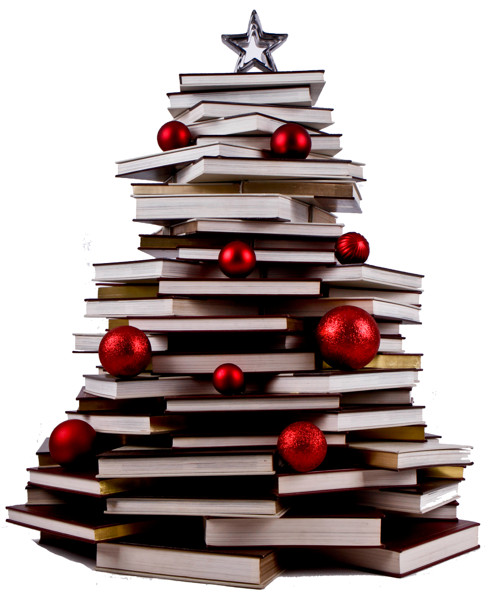 Books We Got For Christmas! - Book Gift PNG