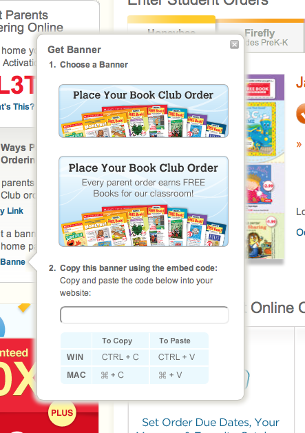 book-order-banner - Book Order PNG