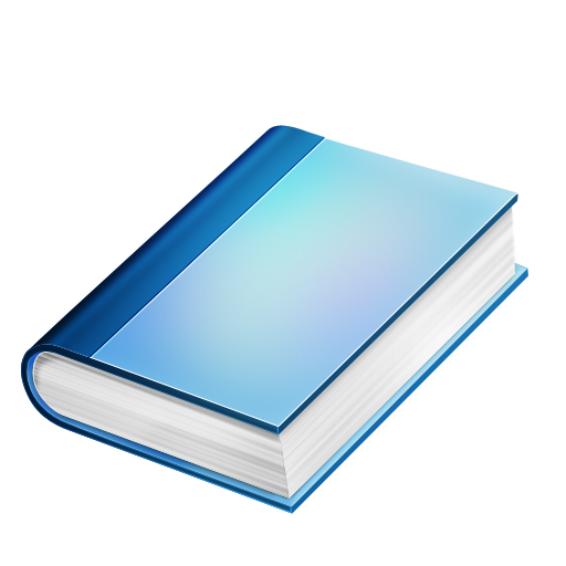 Blue book PNG image, free image - Book PNG
