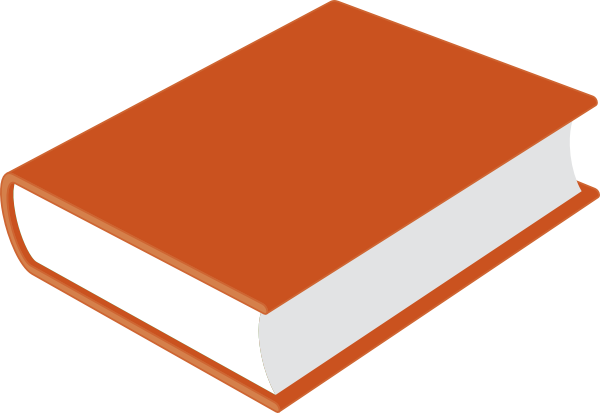 Book PNG - 16947