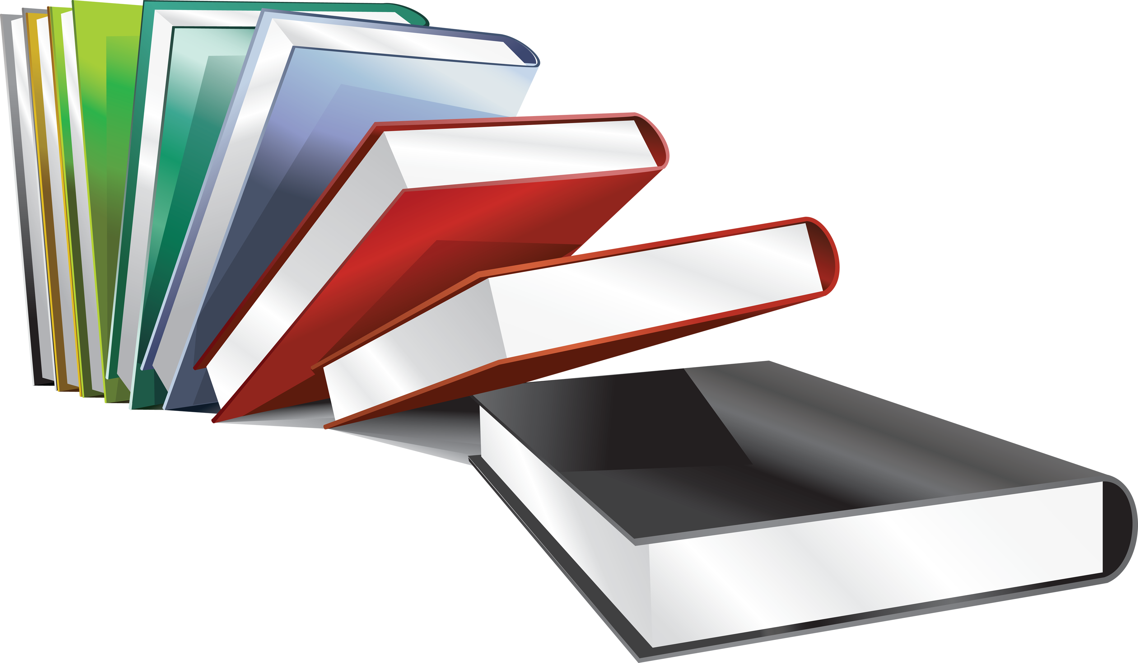 Books PNG image with transparency background - Book PNG