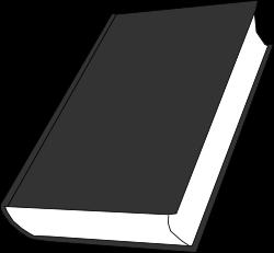 File:Gray book.png - Book PNG