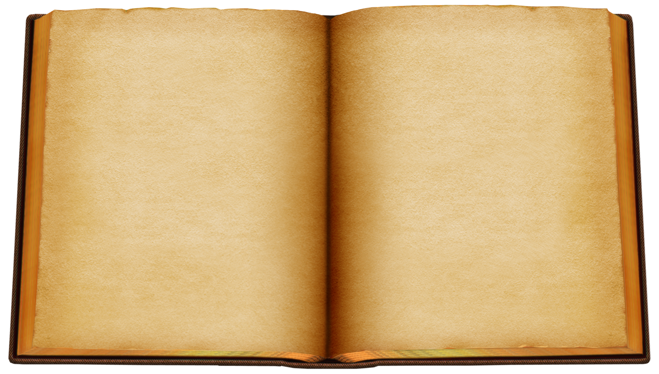 Old Open Book PNG ClipArt - Book PNG
