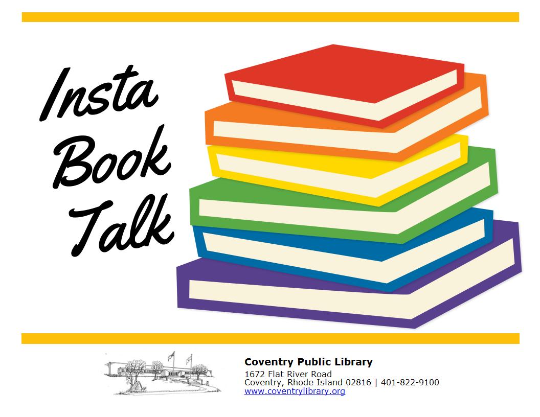 Insta Book Talk - Book Talk PNG