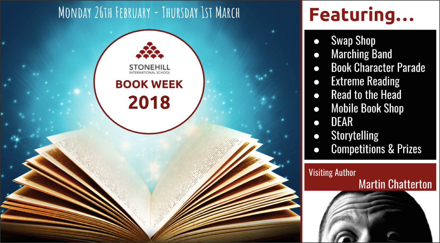 Book Week 2018! - Book Week Parade PNG