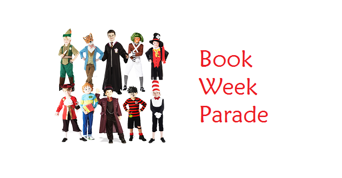 Book Week Parade - Book Week Parade PNG