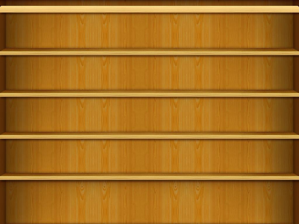 Bookshelf PNG HD - 120671