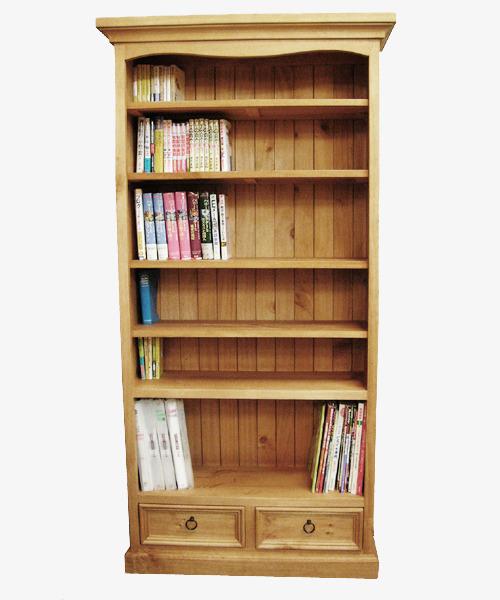 Bookshelf PNG HD - 120676