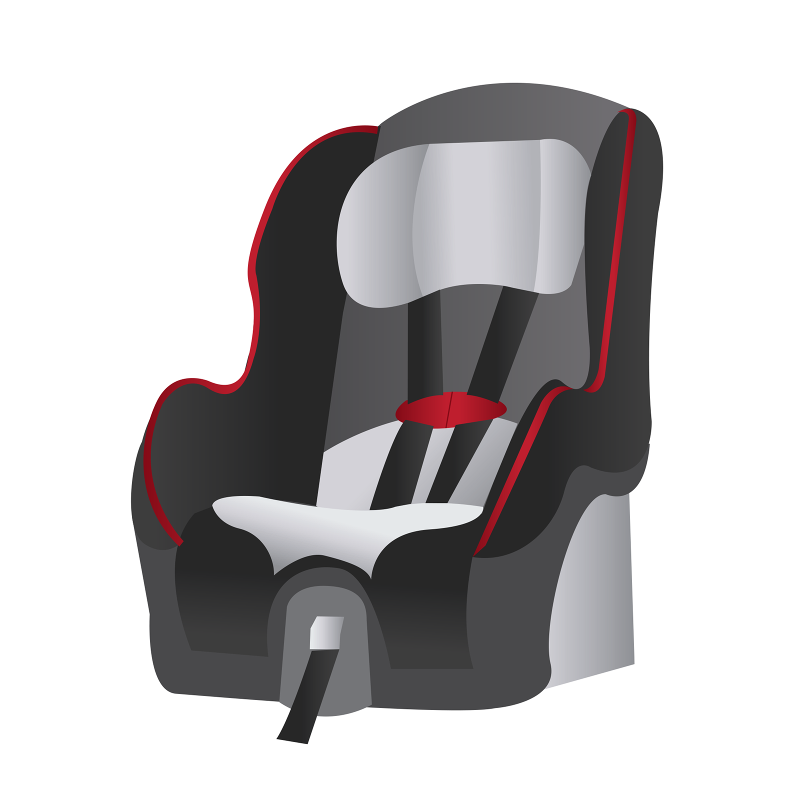 Car Seat Information | Child Health and Safety | Primary Childrenu0027s Hospital - Booster Seat PNG