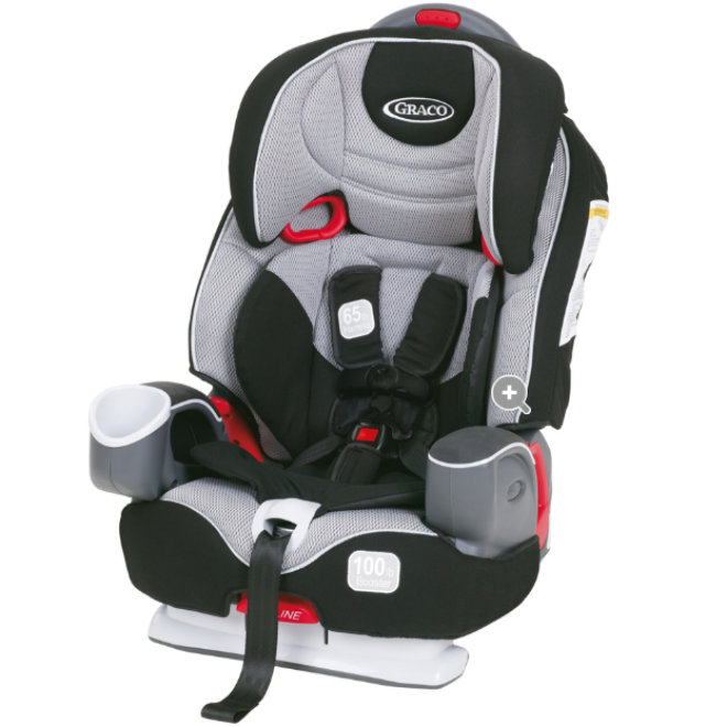 Graco Nautilus - Booster Seat PNG