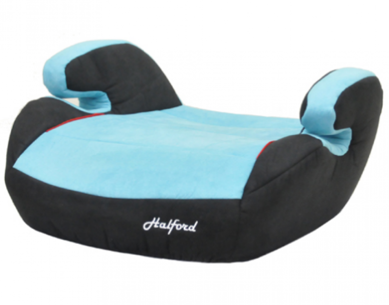 Halford: Booster Seat Base BLUE - Booster Seat PNG