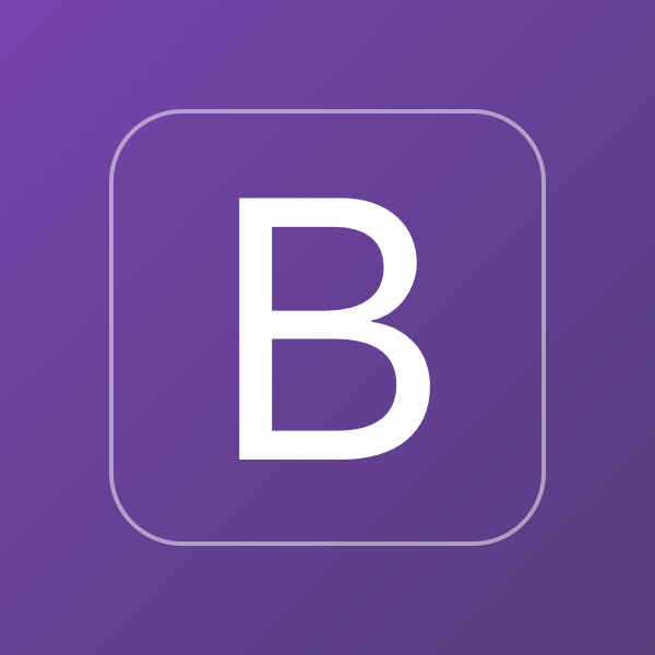 Bootstrap Logo PNG-PlusPNG.com-600 - Bootstrap Logo PNG