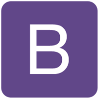 assets/img/logo-bootstrap.png - Bootstrap Logo PNG