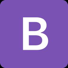 Logo - Bootstrap Logo PNG