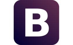 Tweetboard Bootstrap Logo.png - Bootstrap Logo PNG
