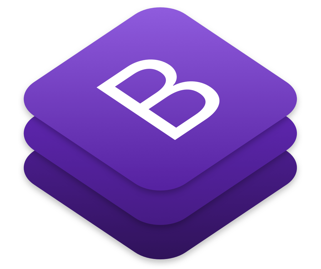 BEM With Bootstrap Bootstrap Logo PlusPng.com  - Bootstrap Logo Vector PNG