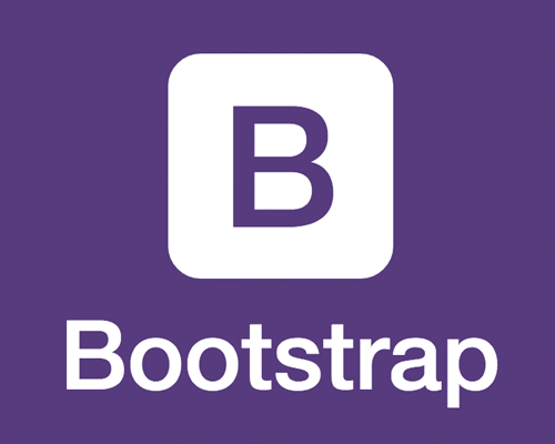 Bootstrap - Bootstrap Logo Vector PNG