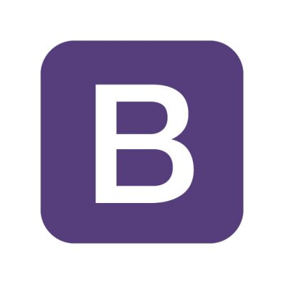 Bootstrap Logo Vector Download - Bootstrap Logo Vector PNG