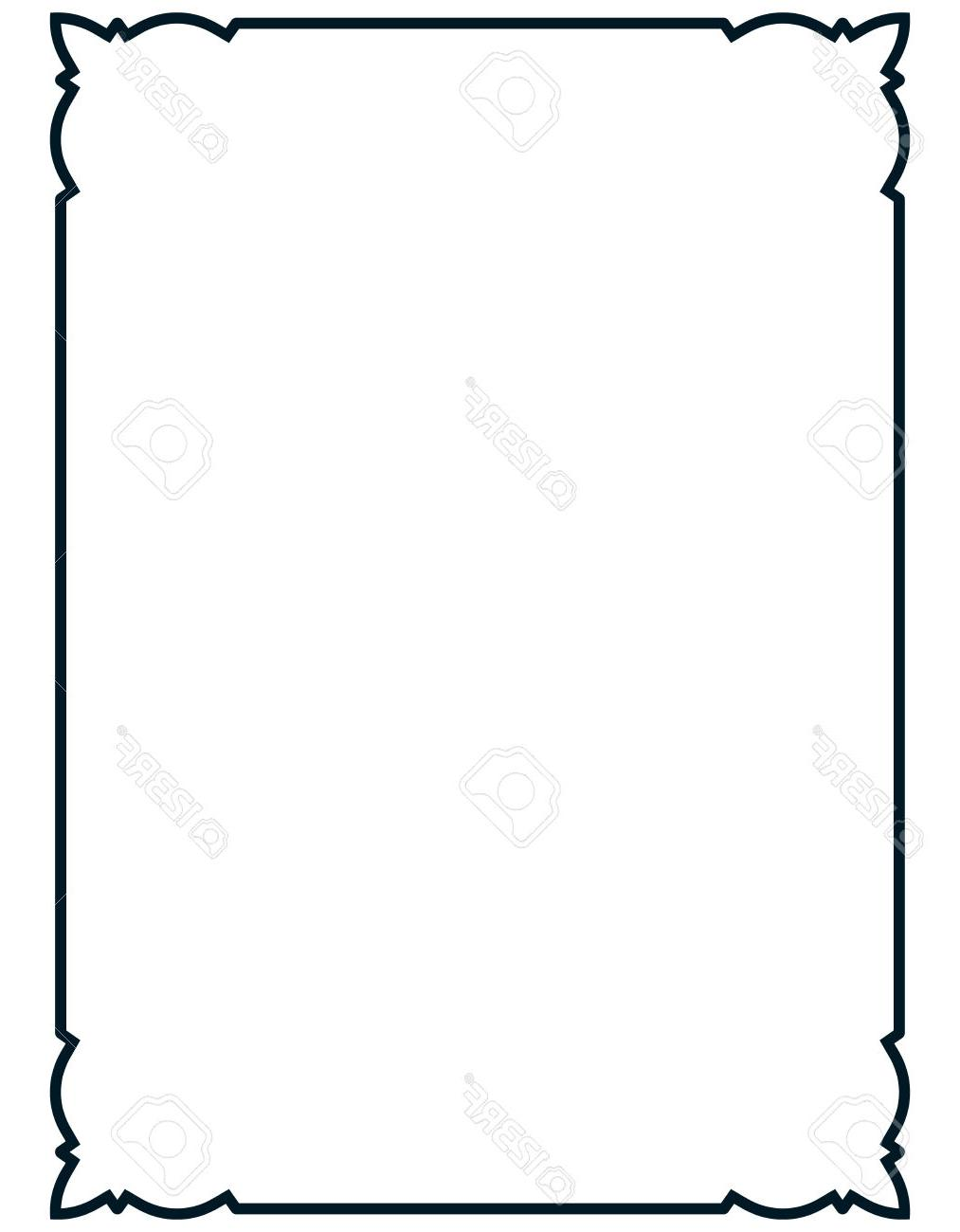 Printable page borders and border clip art for kids. free downloads in gif,  jpg, pdf, and png formats. ai and eps files also available. - Borders PNG HD