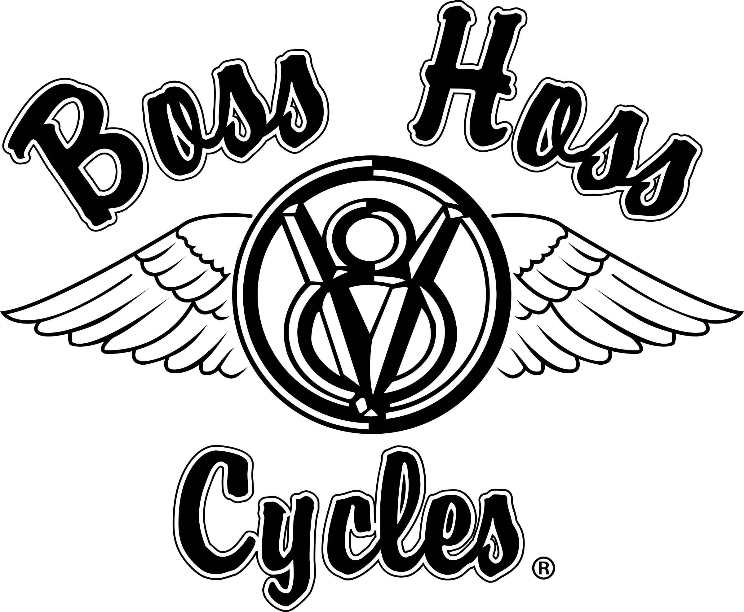 Boss PNG Black And White - 155514