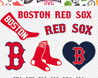Boston Red Sox svg pack- baseball team, baseball league, baseball cut files  collection - Boston Red Sox Logo Vector PNG