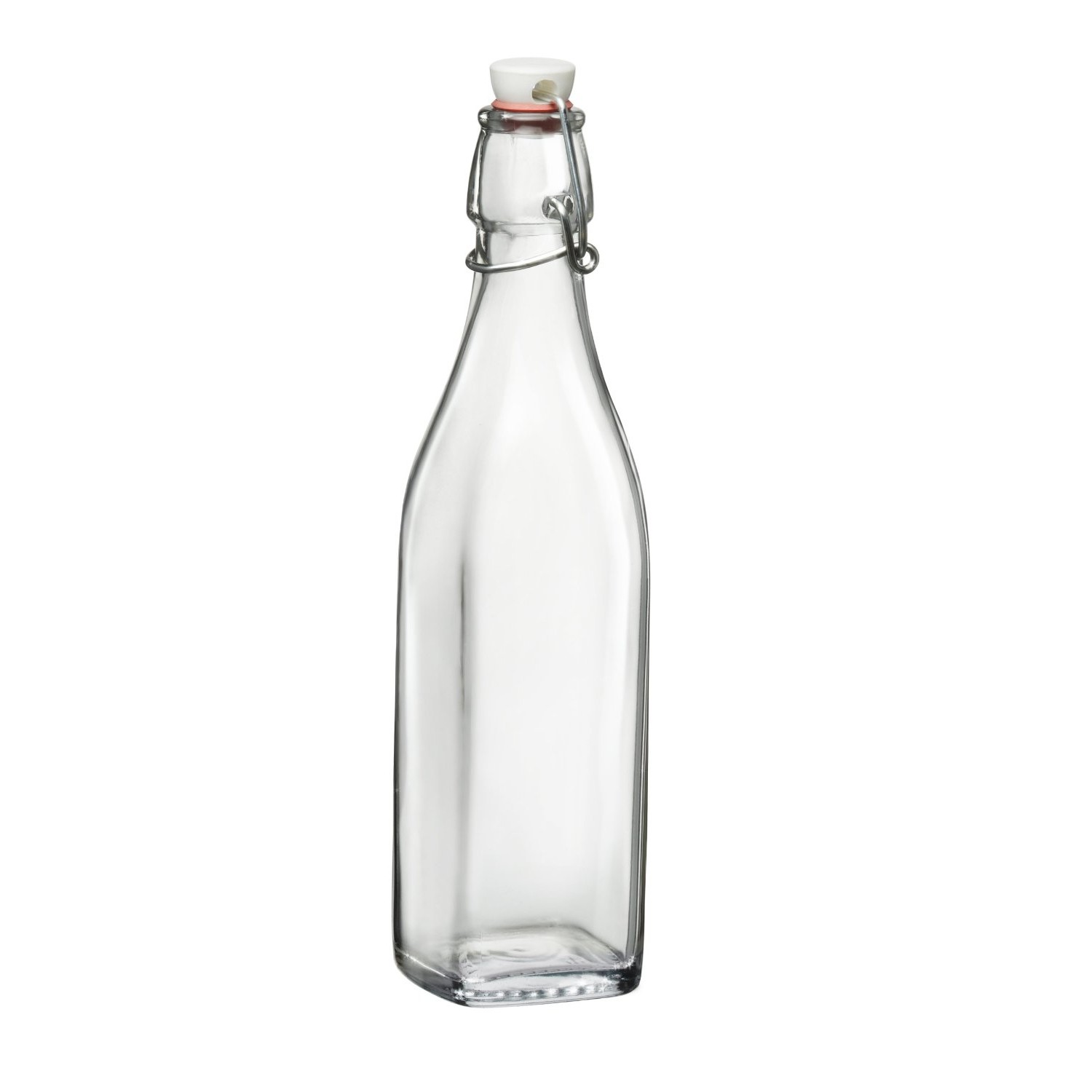 Bormioli Rocco Swing Top Glass Bottles - Multiple Size Available - Bottle HD PNG